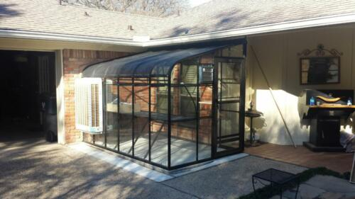 HOBBY-GREENHOUSE-LEAN-TO-8x10